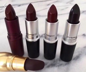 cosmetics, colors, and mac image