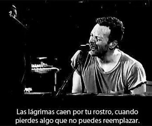 coldplay, frases, and fix you image