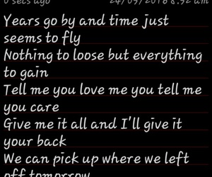 Lyrics, daughtry, and the vamps image