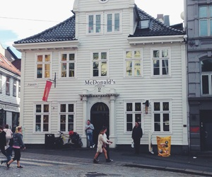 holidays, McDonald's, and norway image