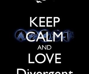 love, keep calm, and life image