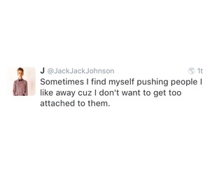 attached, jackjohnson, and quote image