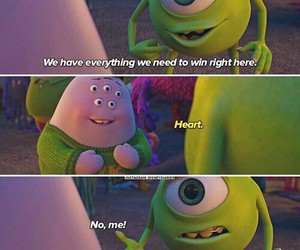 monsters university, disney, and funny image