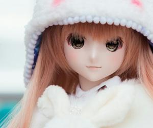 anime, beauty, and bjd image