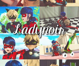 Chat Noir, Adrien, and ladynoir image