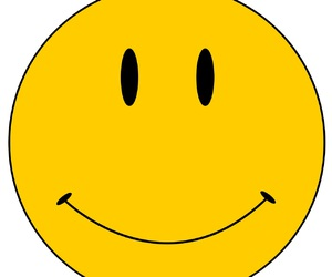 smiley face and yellow image