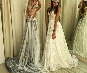 amazing, bride, and bridemaid image