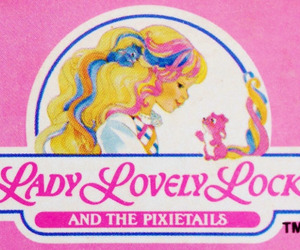 1987, lady lovely locks, and and the pixietails image
