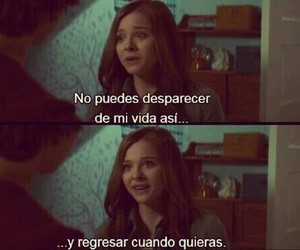 frases, si decido quedarme, and if i stay image