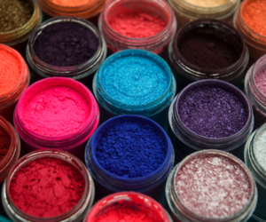 beauty, colorful, and glitter image
