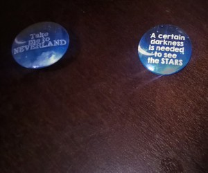 buttons, etsy, and quotes image