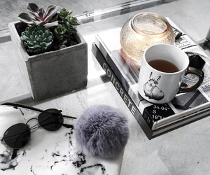 awesome, home decor, and tea image