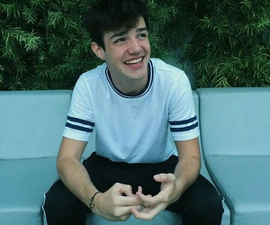 aaron carpenter, magcon, and aaron image