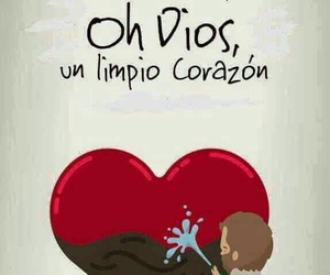 god, frases, and heart image
