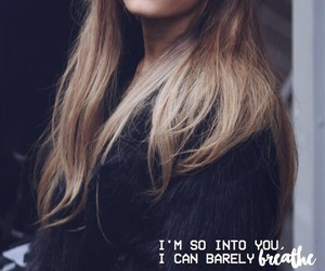 quotes, wallpaper, and ariana grande image