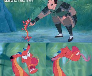 disney, dragon, and lol image