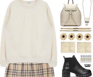 clothes, fashion, and look book image