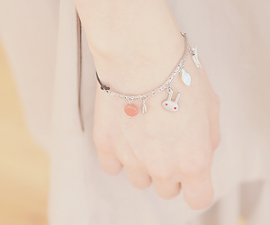 accessories, kfashion, and bracelets image