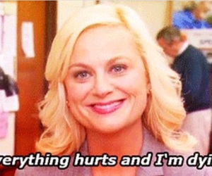Amy Poehler, parks and recreation, and leslie knope image