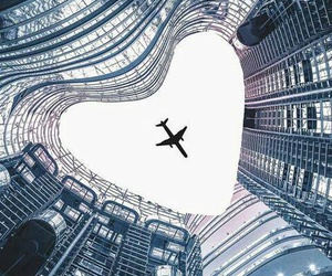 architecture, building, and heart image