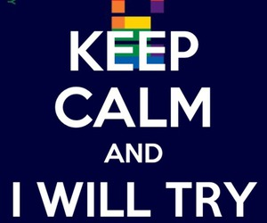 coldplay, keep calm, and fix you image