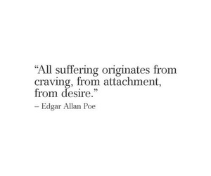 attachment, crave, and desire image