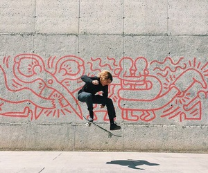 sk8, skate, and curren caples image