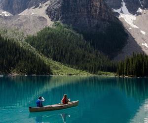 beautiful place, canada, and paradise image