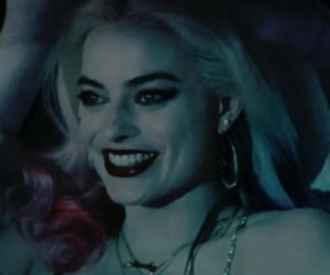 harley quinn, suicide squad, and margot robbie image