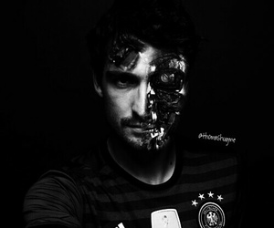 football, robot, and germany image