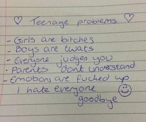problem, boy, and teenage image