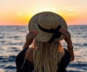 beach, bikini, and chantel image
