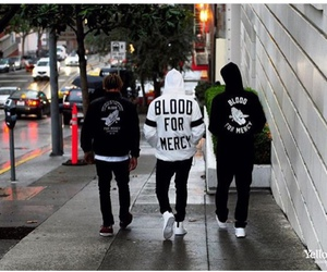 yellow claw and blood for mercy image