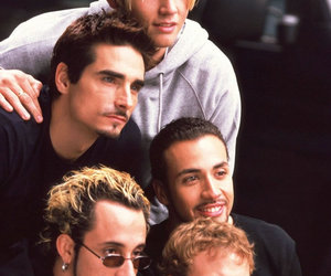 backstreet boys, brian, and kevin image