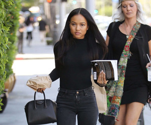 outfit and karrueche image