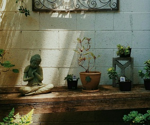 yoga, meditação, and love image