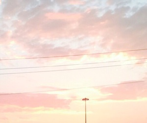 sky, clouds, and pastel image