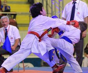 fight, karate, and perfect image