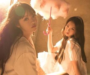 oh my girl and yooa image