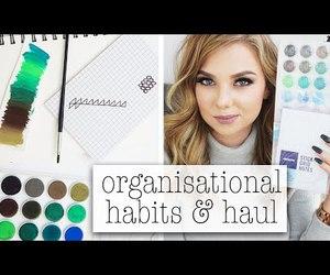 organization, youtuber, and rachelleea image