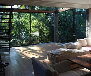 interior, home, and nature image
