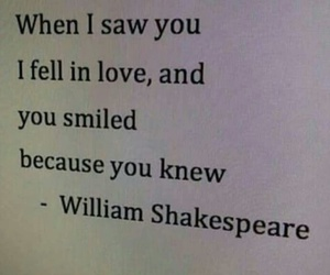shakespeare, smile, and true image