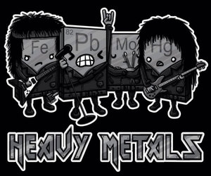 chemistry, funny, and metal image