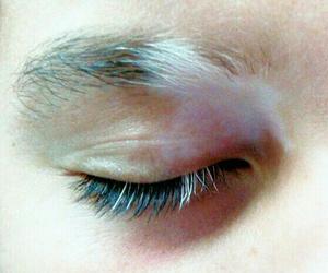 eye, grunge, and eyes image