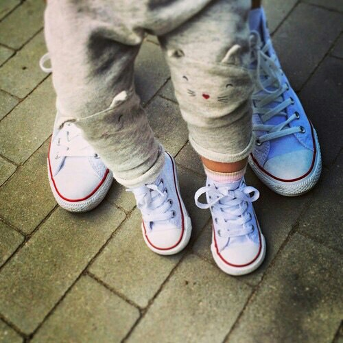 Image about cute in Converse by Lilja on We Heart It