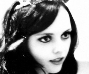christina ricci, 1d, and Harry Styles image