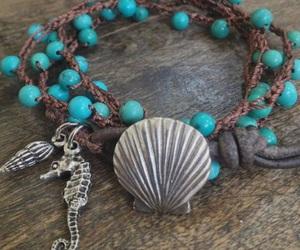 armband, türkis, and strand image