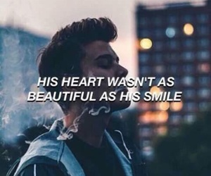 quotes, boy, and smile image