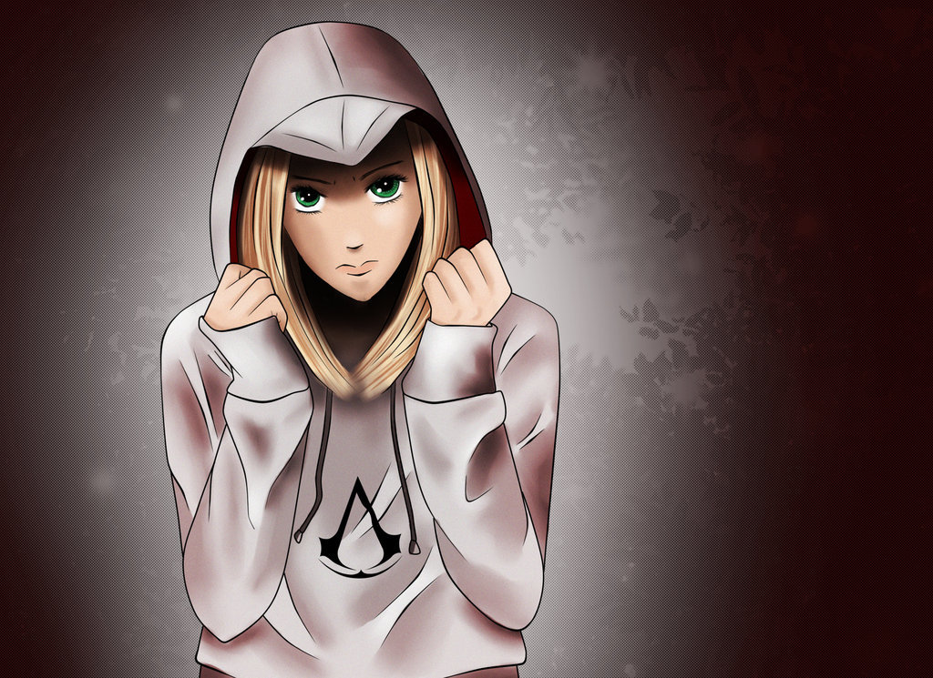 Cute Assassin Girl Uploaded By Jessi Auditore