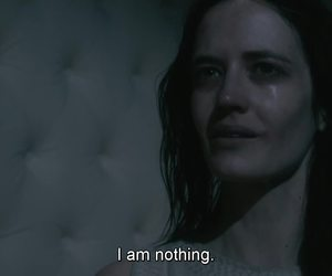 crying, eva green, and i AM image